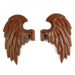Bird Wings (Brown)