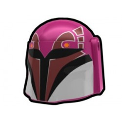 Magenta Rebel Hunter Helmet