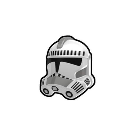 Lego Minifig Custom AREALIGHT White Security Trooper Helmet (La Petite Brique) Star Wars