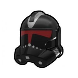 Lego Minifig Custom AREALIGHT Black Shadow Trooper Helmet (La Petite Brique) Star Wars