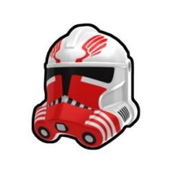 Lego Minifig Custom AREALIGHT White Thron Trooper Helmet (La Petite Brique) Star Wars