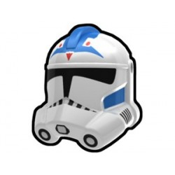 White Fives Trooper Helmet