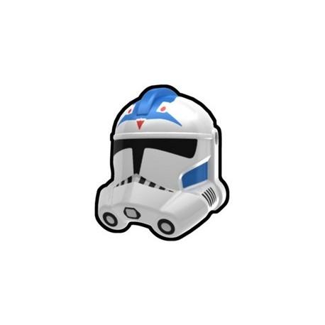 Lego Minifig Custom AREALIGHT White Fives Trooper Helmet (La Petite Brique) Star Wars
