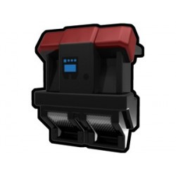 Lego Minifig Custom AREALIGHT Black Sarge Jetpack (La Petite Brique) Star Wars