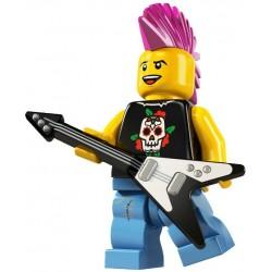 le punk rocker