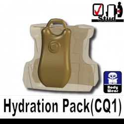 Hydration Pack (Dark Tan)
