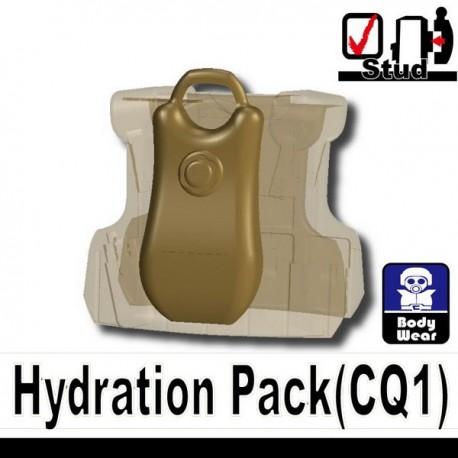 Hydration Pack (Dark Tan)
