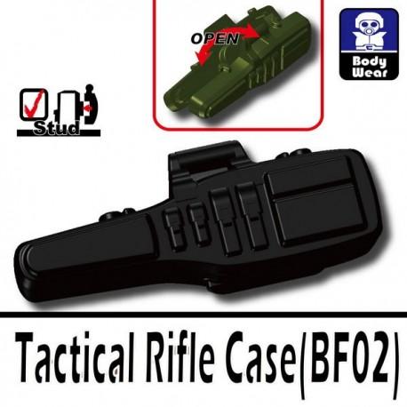 Lego Accessoires Minifig Si-Dan Toys Tactical Rifle Case (noir) (La Petite Brique)