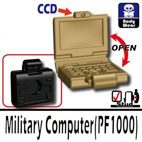 Military Computer (Dark Tan)