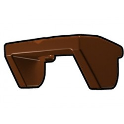 Brown Phase I Sun Visor