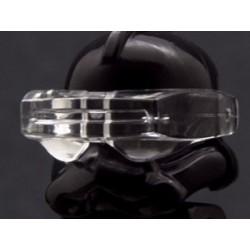Trans-Clear Phase II Binocular Visor
