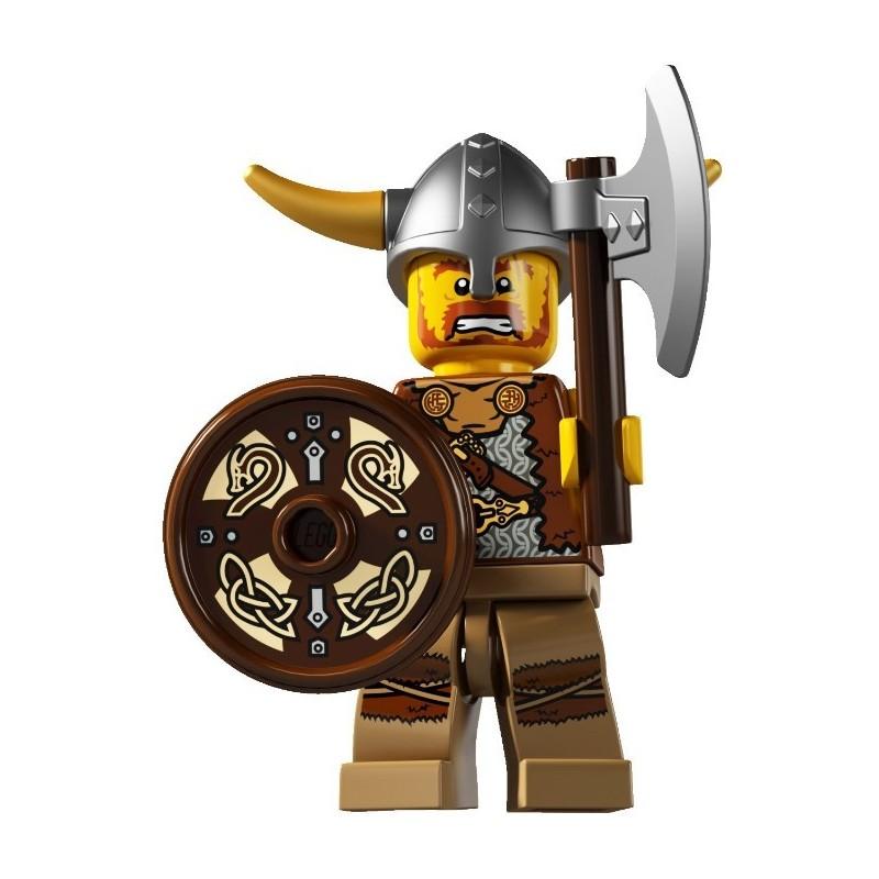 LEGO - Minifig Viking - La Petite Brique, le spécialiste ...
