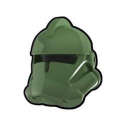 Lego Minifig Custom AREALIGHT Sand Green Commander Helmet (La Petite Brique) Star Wars
