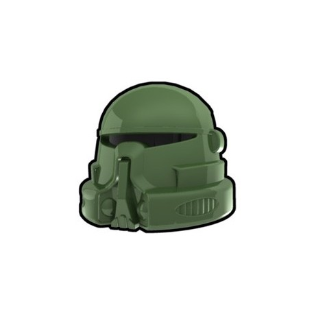 Lego Minifig Custom AREALIGHT Sand Green Airborne Helmet (La Petite Brique) Star Wars