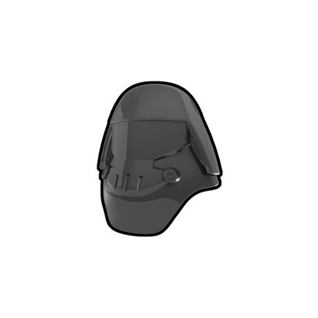 Lego Minifig Custom AREALIGHT Black Assault Helmet (La Petite Brique) Star Wars