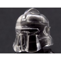 Lego Minifig Custom AREALIGHT Trans-Clear Neyo Helmet (La Petite Brique) Star Wars