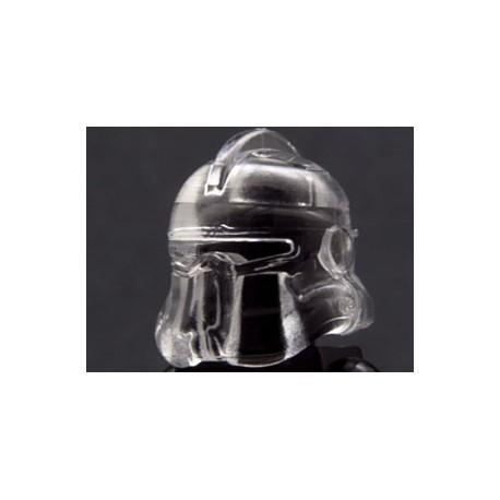 Lego Minifig Custom AREALIGHT Trans-Clear Neyo Helmet (La Petite Brique) Star Wars