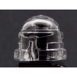 Lego Minifig Custom AREALIGHT Trans-Clear Airborne Helmet (La Petite Brique) Star Wars