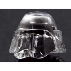 Lego Minifig Custom AREALIGHT Trans-Clear Bacara Helmet (La Petite Brique) Star Wars