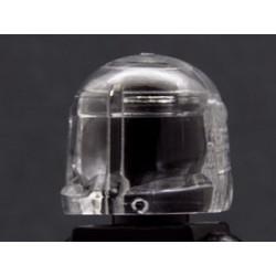 Lego Minifig Custom AREALIGHT Trans-Clear Commando Helmet (La Petite Brique) Star Wars