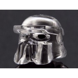 Lego Minifig Custom AREALIGHT Trans-Clear AT-RT Helmet (La Petite Brique) Star Wars