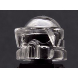 Lego Minifig Custom AREALIGHT Trans-Clear ARF Helmet (La Petite Brique) Star Wars