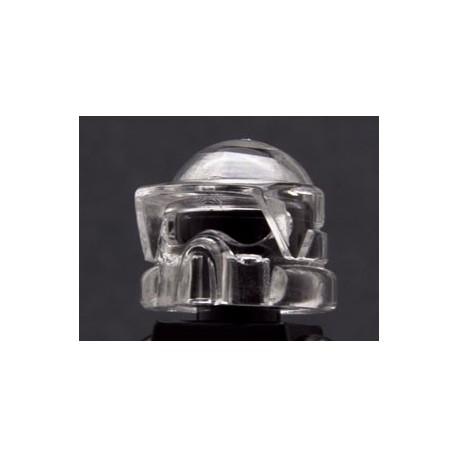 Lego Minifig Custom AREALIGHT Trans-Clear ARF Helmet (La Petite Brique) Star Wars
