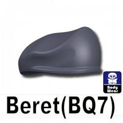 Beret (Dark Bluish Gray)