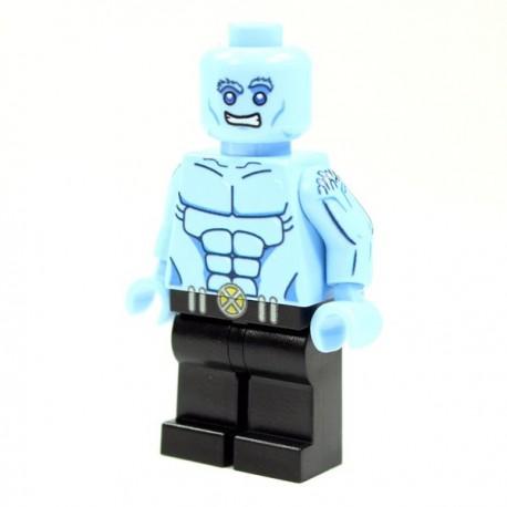 Lego Accessoires Custom Minifig BRICKMOC Ice Man (La Petite Brique)