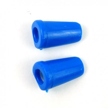 Lego Accessoires Minifig Custom BRICKFORGE Vambraces (Bleu) (La Petite Brique)