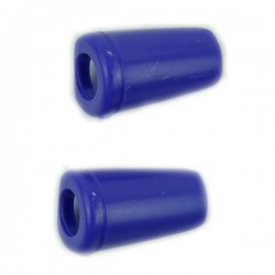 Lego Accessoires Minifig Custom BRICKFORGE Vambraces (Violet) (La Petite Brique)