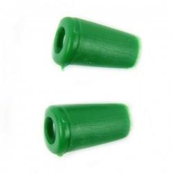 Lego Accessoires Minifig Custom BRICKFORGE Vambraces (Vert) (La Petite Brique)