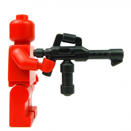 Lego Accessoires Minifig Custom BRICKFORGE Lance flammes (Carbon) (La Petite Brique)