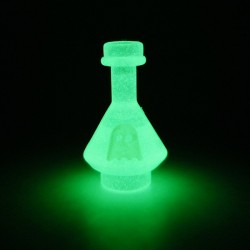 Flask Ectoslime (Glow in the Dark)