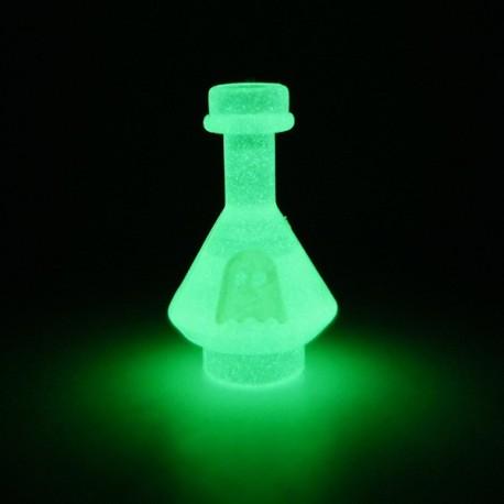 Lego Accessoires Minifig Custom BRICKFORGE Fiole Ectoslime (Phosphorescent) (La Petite Brique)