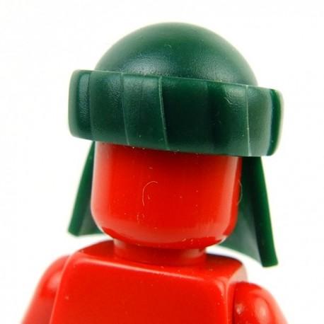 Lego Accessoires Minifig Custom BRICKFORGE Turban (Vert Foncé) (La Petite Brique)