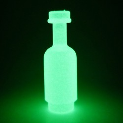 Round Bottle (Glow in the Dark)