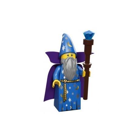 Lego Minifigures Serie 12 - le magicien 71007 Minifig (La Petite Brique)