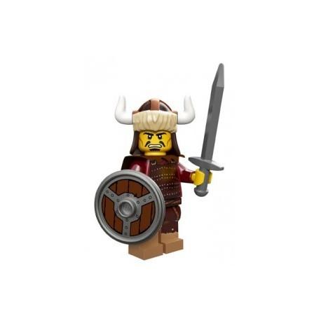 Lego Minifigures Serie 12 - le guerrier Hun 71007 Minifig (La Petite Brique)
