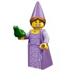 Lego Minifigures Serie 12 - la princesse féerique 71007 Minifig (La Petite Brique)