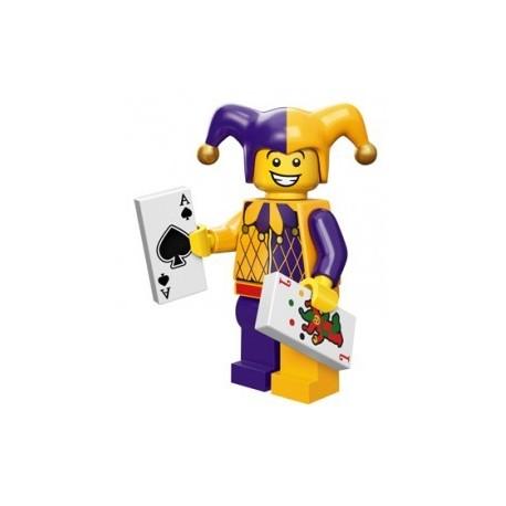 Lego Minifigures Serie 12 - le bouffon 71007 Minifig (La Petite Brique)