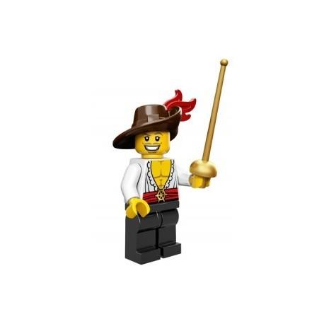 Lego Minifigures Serie 12 - l'aventurier 71007 Minifig (La Petite Brique)