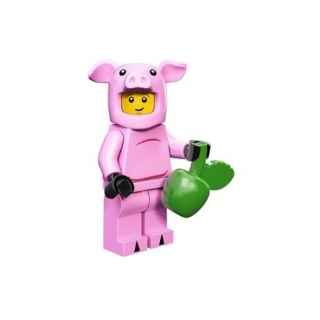 Brickforge Custom PIG Animal for minifigures Lego Compatible animal!