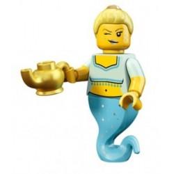 Lego Minifigures Serie 12 - la femme génie 71007 Minifig (La Petite Brique)