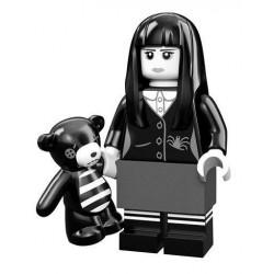 Lego Minifigures Serie 12 - la fille effrayante 71007 Minifig (La Petite Brique)