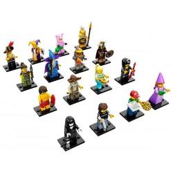 LEGO Serie 12 - 16 minifigures - 71007 (La Petite Brique)