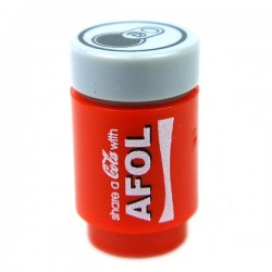 Lego Accessoires Minifig CUSTOM BRICKS Canette de Soda, AFOL Cola (La Petite Brique)
