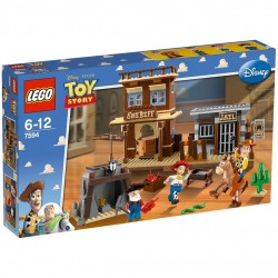 Lego Toy Story 7594 - Woody's Roundup! (La Petite Brique)