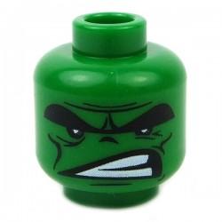Head - Hulk (Green)