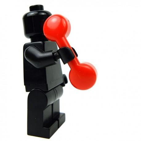 Lego Accessoires Minifig Téléphone (rouge) (La Petite Brique)